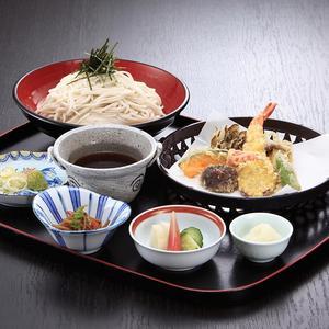 蕎麦 〜会津産粉使用〜(温製・冷製)