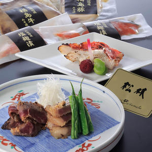 ホテルハマツ「松林」<br>料理長「齋藤雅行」の塩麹漬け・味噌漬け
