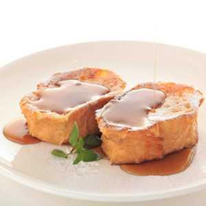 【1日限定10食】トレール特製フレンチトースト