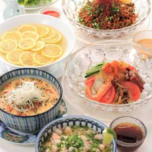 夏季限定 麺紀行