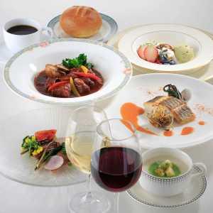 初夏のディナー&パスタコース