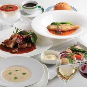 夏のディナー&パスタコース