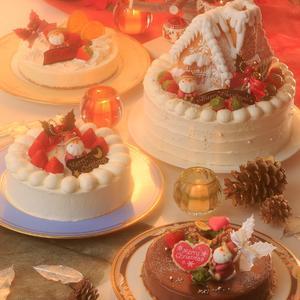 ホテルハマツ<br>クリスマスケーキ・デリカ