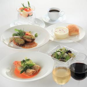 季節のディナー&パスタコース