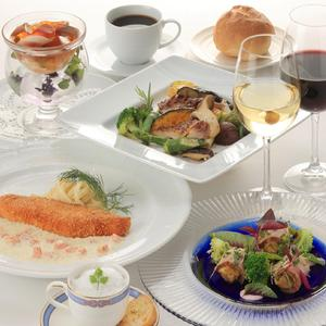 秋のディナー&パスタコース
